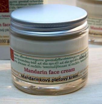 Крем для лица с Мандарином (100мл)