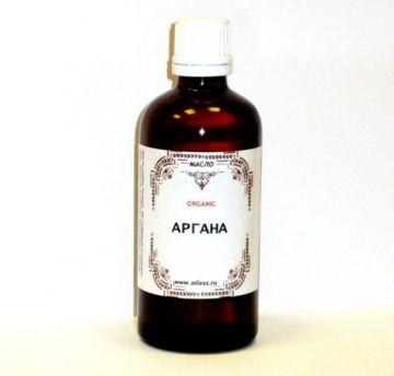 Масло Арганы высшего качества Organic (Марокко)  50 мл