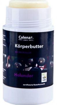 Масло-баттер Бузина чёрная Organic (Calena, Германия) 65гр