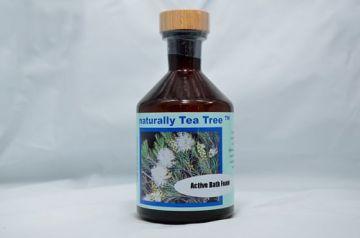 """Активная пена для ванны """"Чайное дерево"""" (проблемная кожа)  250 мл"""