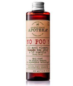 NO POO! Тоник для волос с экстрактом 10 трав. 200 мл