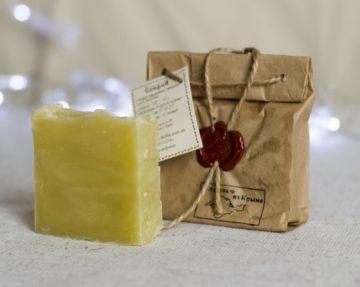 Мыло органическое Кастильское 100 гр