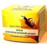 Крем для проблемной кожи  с экстрактом Улитки 30 гр
