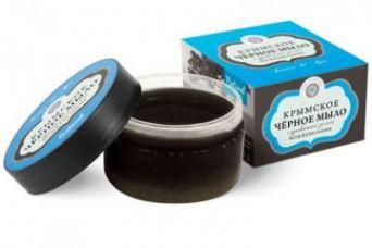 Крымское чёрное мыло Можжевельник 270 гр